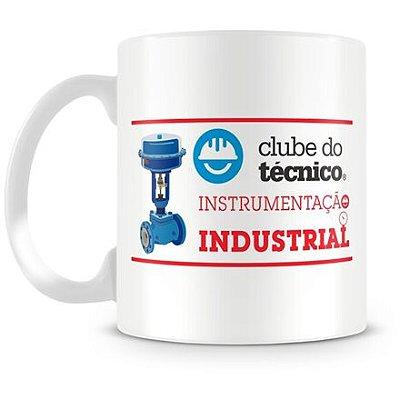 Caneca Personalizada Clube do Técnico Instrumentação Industrial