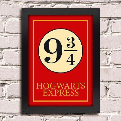 Poster Hogwarts Express