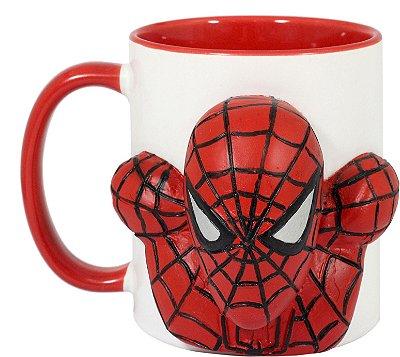 Caneca Personalizada 3D Homem Aranha