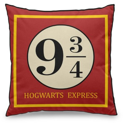 Almofada Personalizada Hogwarts Express