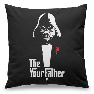Almofada Personalizada Geek Side The Your Father