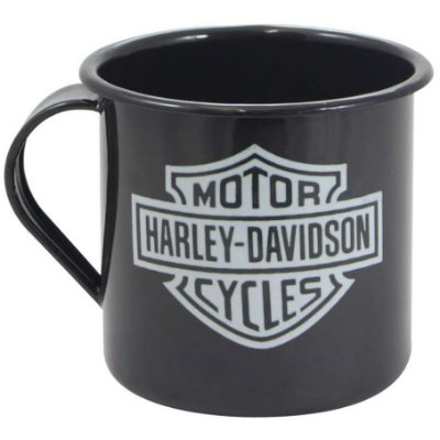 Caneca Retrô Motor Harley Davidson Cycles