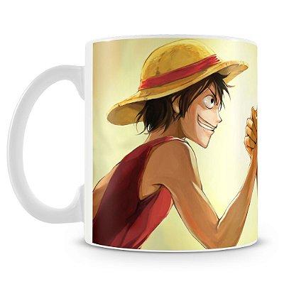 Caneca Personalizada Porcelana One Piece (Mod.1)