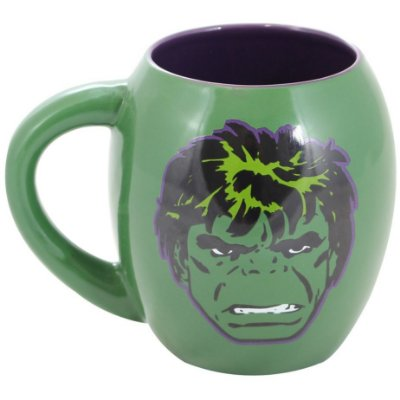 Caneca Personalizada Oval Hulk