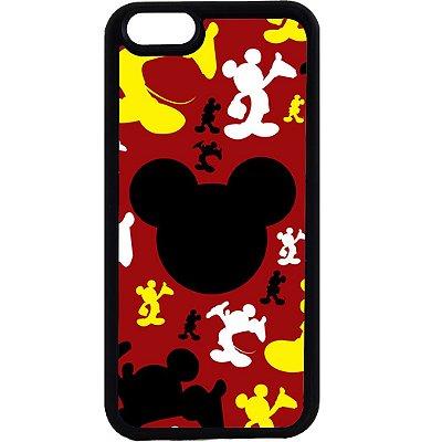 Capinha para Celular iPhone 6 Orelha Mickey
