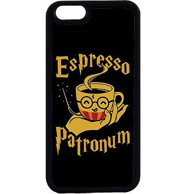 Capinha para Celular iPhone 6 Espresso Patronum