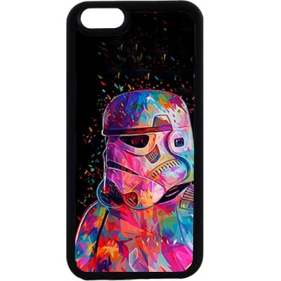 Capinha para Celular iPhone 6 Stormtrooper Colors