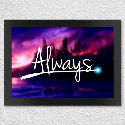 Poster Always Harry Potter
