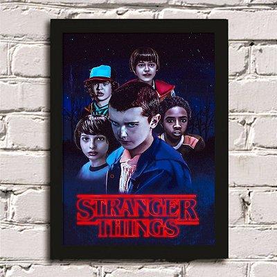 Poster Stranger Things (Mod.1)