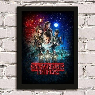 Poster Stranger Things (Mod.3)