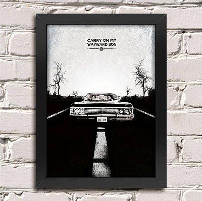 Poster Supernatural (Mod.3)