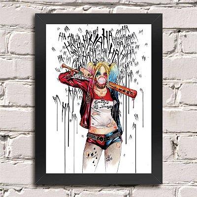 Poster Harley Quinn (Mod.5)