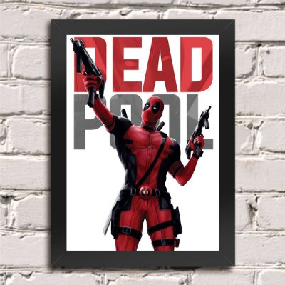 Poster Dead Pool (Mod.1)