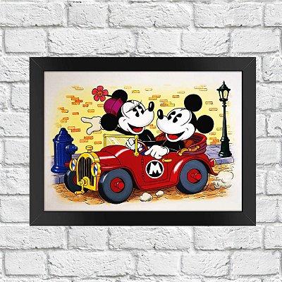 Poster Mickey e Minnie (Mod.3)