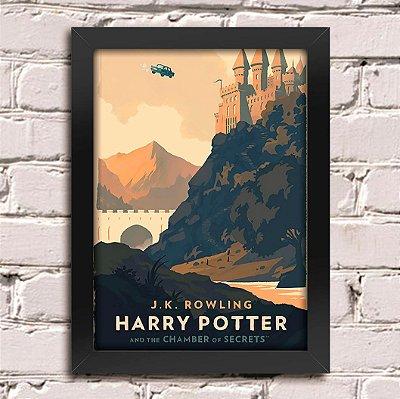 Poster Harry Potter e a Câmara Secreta