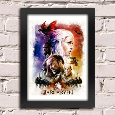 Poster Game Of Thrones (Mod.1)