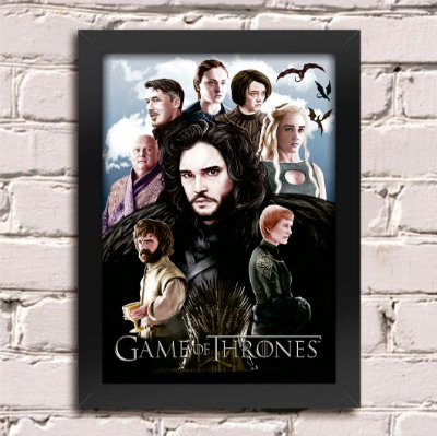 Poster Game Of Thrones (Mod.5)