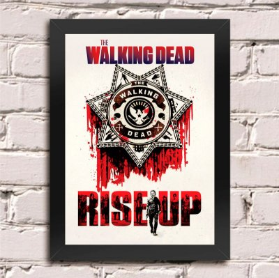 Poster The Walking Dead (Mod.2)