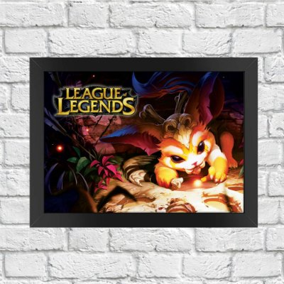 Poster League of Legends (Mod.1)