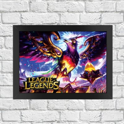 Poster League of Legends (Mod.6)