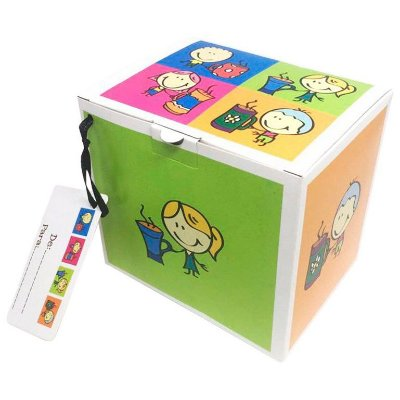 Caixinha de Presente para Caneca (Infantil)