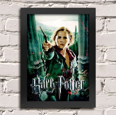 Poster Harry Potter Hermione