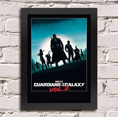 Poster Guardiões da Galáxia (Mod.3)