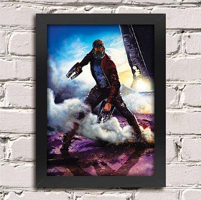 Poster Guardiões da Galáxia (Mod.8)