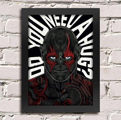 Poster Guardiões da Galáxia (Mod.14)