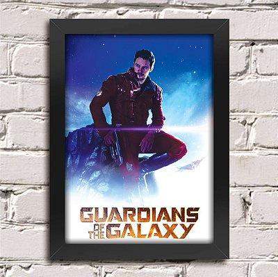 Poster Guardiões da Galáxia (Mod.17)