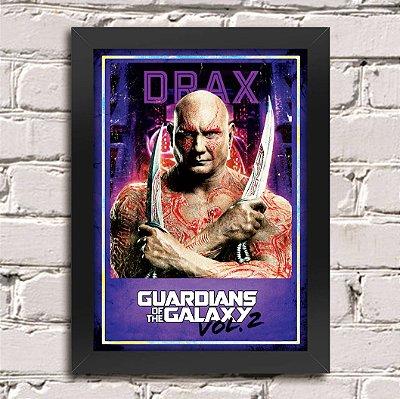 Poster Guardiões da Galáxia (Mod.29)