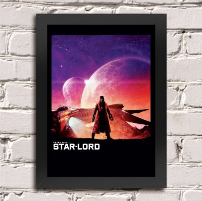 Poster Guardiões da Galáxia (Mod.30)