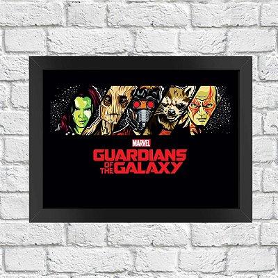 Poster Guardiões da Galáxia (Mod.32)