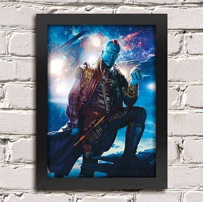 Poster Guardiões da Galáxia (Mod.35)