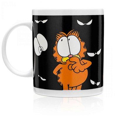Caneca Mágica Termossensível Garfield
