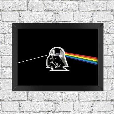 Poster Darth Vader Floyd