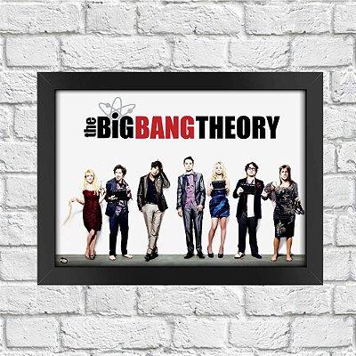 Poster The Big Bang Theory (Mod.5)
