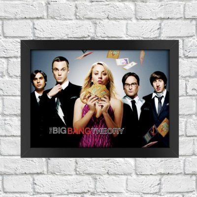 Poster The Big Bang Theory (Mod.6)