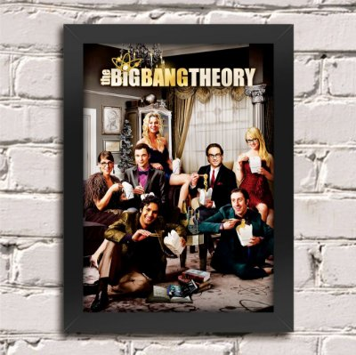 Poster The Big Bang Theory (Mod.7)