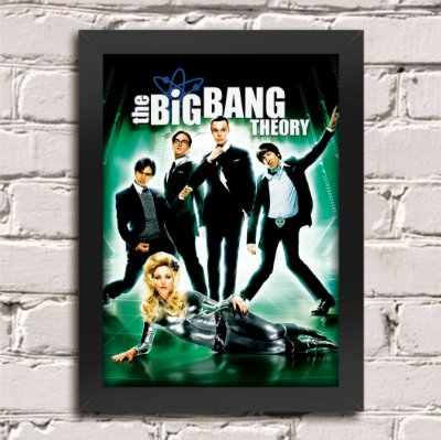 Poster The Big Bang Theory (Mod.8)
