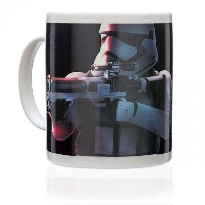 Caneca Mágica Termossensível Stormtrooper Star Wars