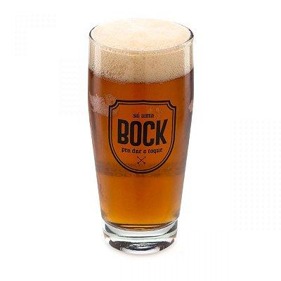 Copo de Cerveja Bock Pra Dar o Toque