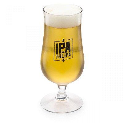 Copo Cerveja IPA na Tulipa