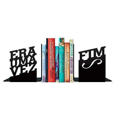 Porta Livros Era uma Vez