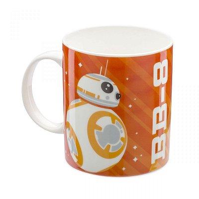 Caneca Star Wars Robô BB8