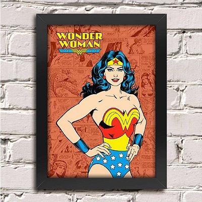 Poster Mulher Maravilha (Mod.2)