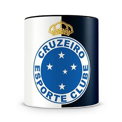 Caneca Personalizada Times - Cruzeiro