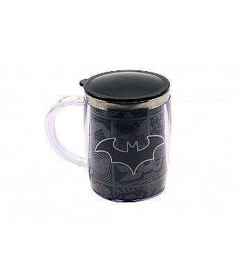 Caneca Térmica Batman - Liga da Justiça