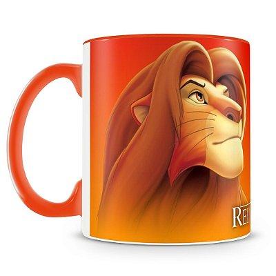 Caneca Personalizada O Rei Leão (Mod.2)