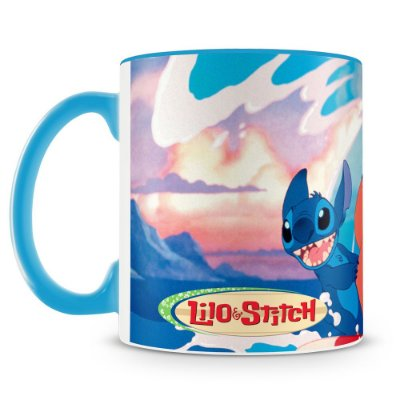 Caneca Personalizada Lilo e Stitch (Mod.1)